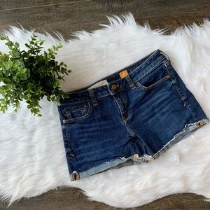 Anthropologie [Pilcro] jean shorts